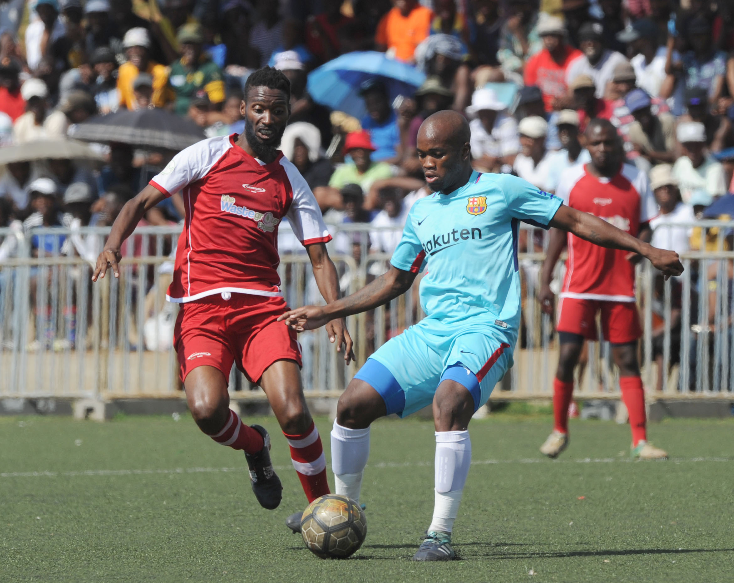 Football – 2017 Discover Walter Sisulu Soccer Challenge – Semi Finals – Nike Centre